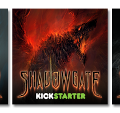 Shadowgate Interactive Game