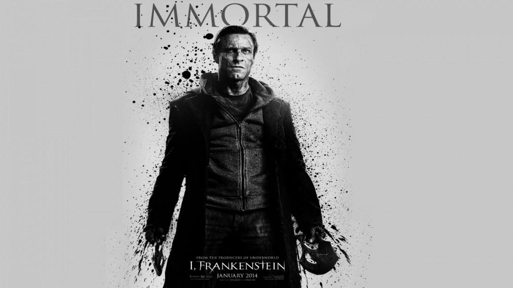 I, Frankenstein TV Trailer; Bill Nighy Soundalike