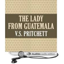 The Lady from Guatemala, V.S. Pritchett, Audiobook