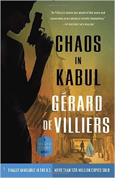 Audiobook Narrator, Chaos in Kabul
