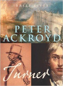 Audiobook Narrator, J.M.W. Turner: Ackroyd's Brief Lives by Peter Ackroyd