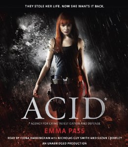 ACID NAMED AS A YALSA AMAZING AUDIOBOOK
