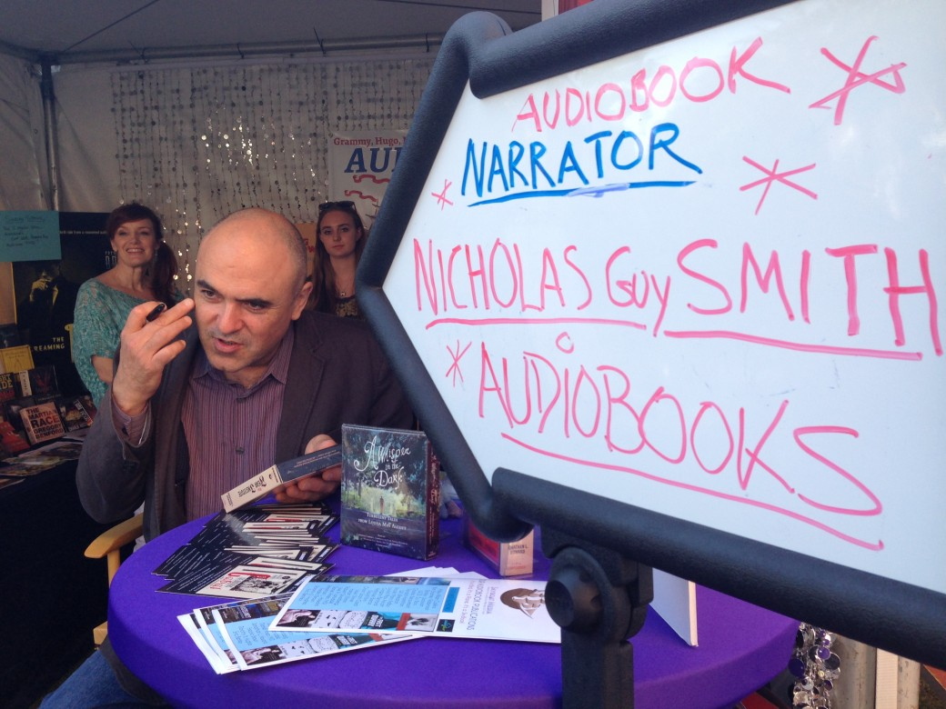 SKYBOAT MEDIA SHINES AT THE LA TIMES BOOK FESTIVAL!