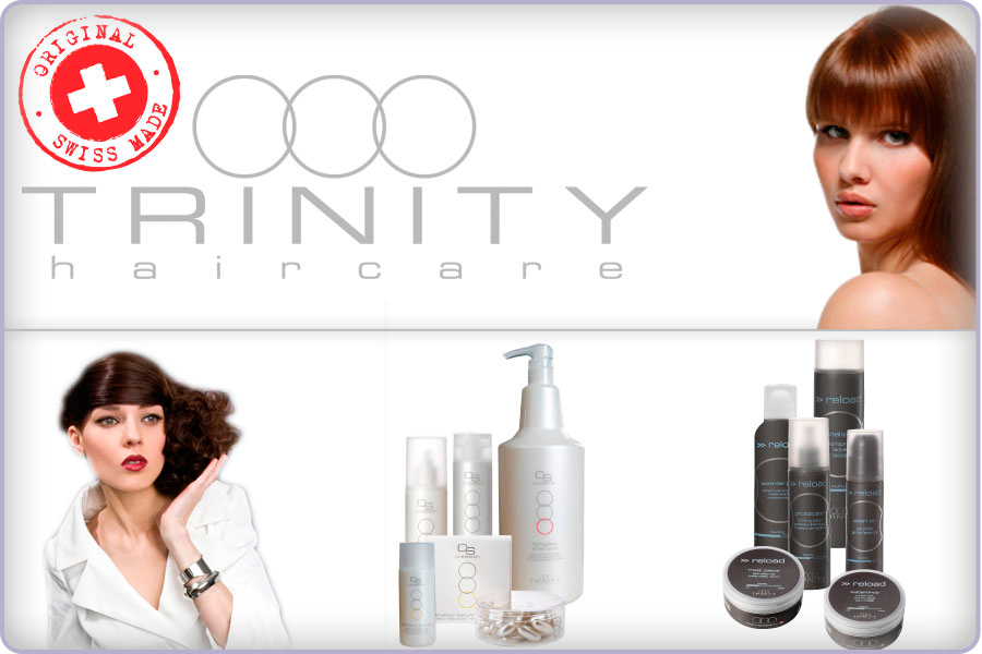 Trinity Hair Care Promo