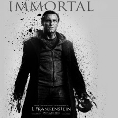 I, Frankenstein TV Trailer; Bill Nighy Soundalike