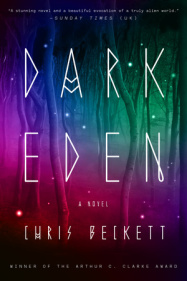 Dark Eden Audiobook: Nominated for an Audie Award in the Science Fiction category!
