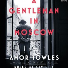 AUDIOFILE'S EARPHONES AWARD FOR A GENTLEMAN IN MOSCOW AUDIOBOOK